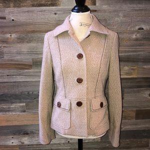 W by Worth Wool Fitted Blazer 6